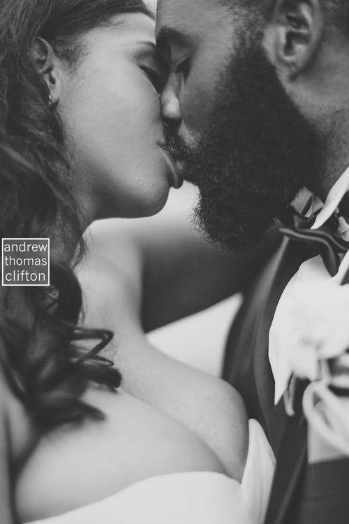 amateur ebony deep kissing