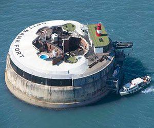 Private Island Fort Hotel