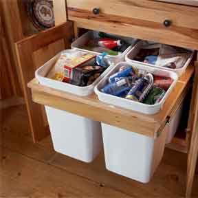 Resultado de imagem para organizer recycling