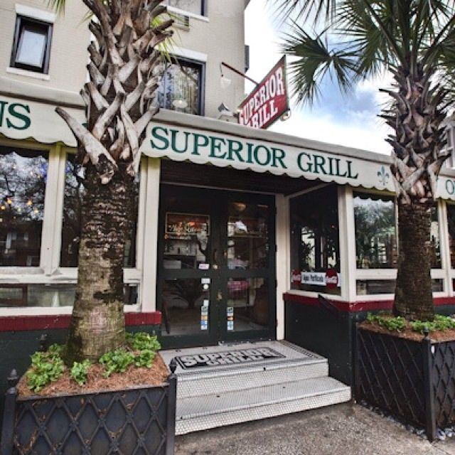 Explore Superior Grill Orleans Restaurantore On St Charles Ave