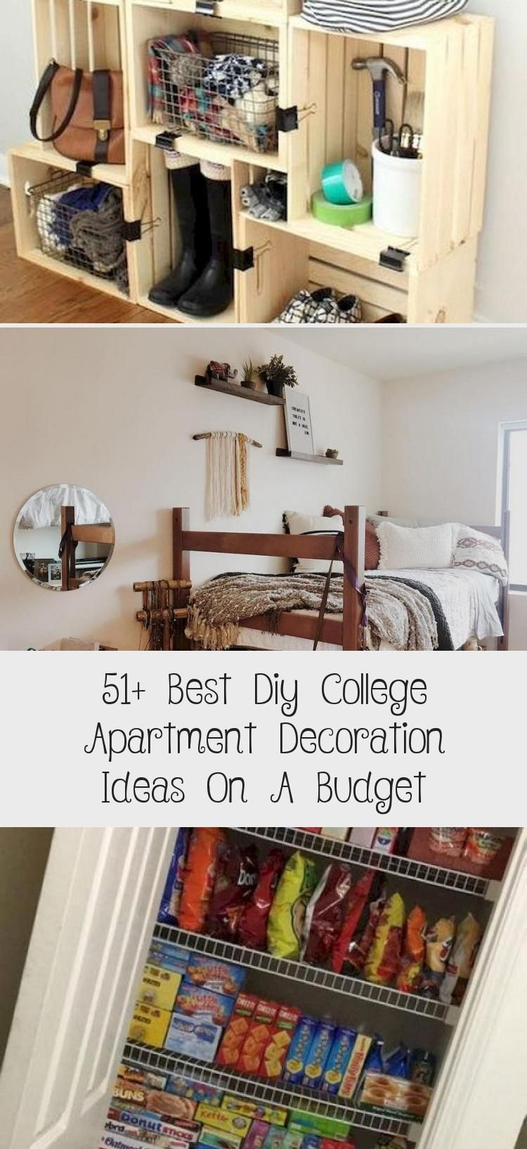 51+ Best Diy College Apartment Decoration Ideas On A Budget - Decor -  51+ Best DIY College Apartment Decoration Ideas on A Budget #apartment #apartmentdecorating #apartm - #Apartment #Budget #College #Decor #Decoration #Diy #Ideas #shabbychicdecoronabudget #shabbychicdecorrustic #shabbychicdecorvintage