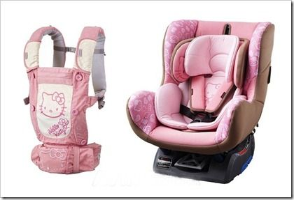 Luxury Car Seats For Toddlers Hello Kitty