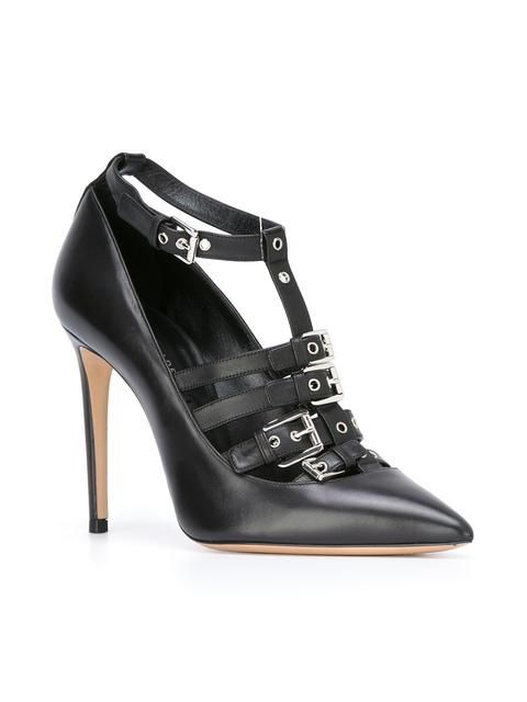 Pumps & High Heels for Women On Sale, Ebony, Patent Leather, 2017, 3.5 Churchs