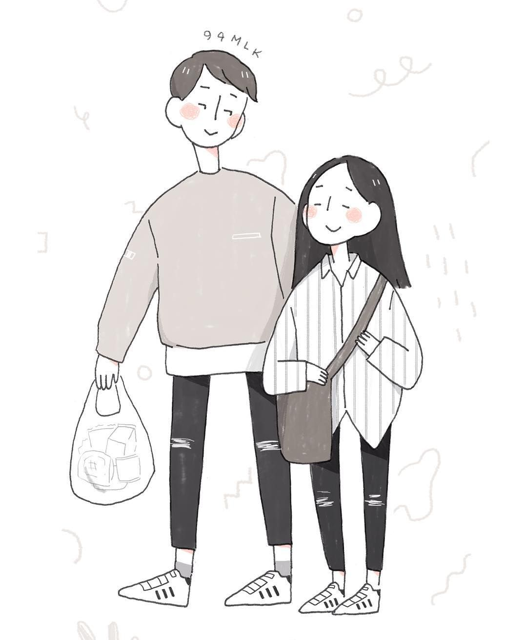 Japanese illustration illustration art drawing art drawing ideas human drawing couple art doodle ideas anime couples fashion illustrations