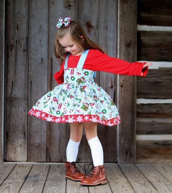 Suspender Skirt, High Waisted Suspender Skirt, Christmas Snowman, Twirl Skirt, Christmas Outfit, Hol #twirlskirt