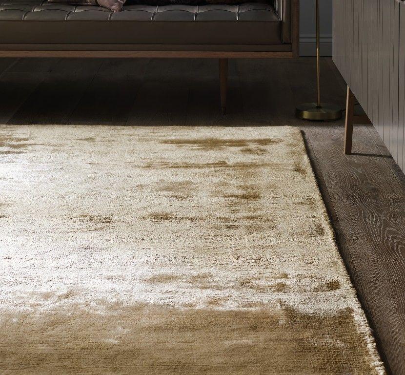 Dolce Gold Rugs Textured Carpet Plain Rugs Beige Carpet Bedroom