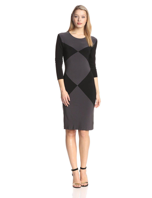 Double diamond sheath dress by kamalikulture casual dresses