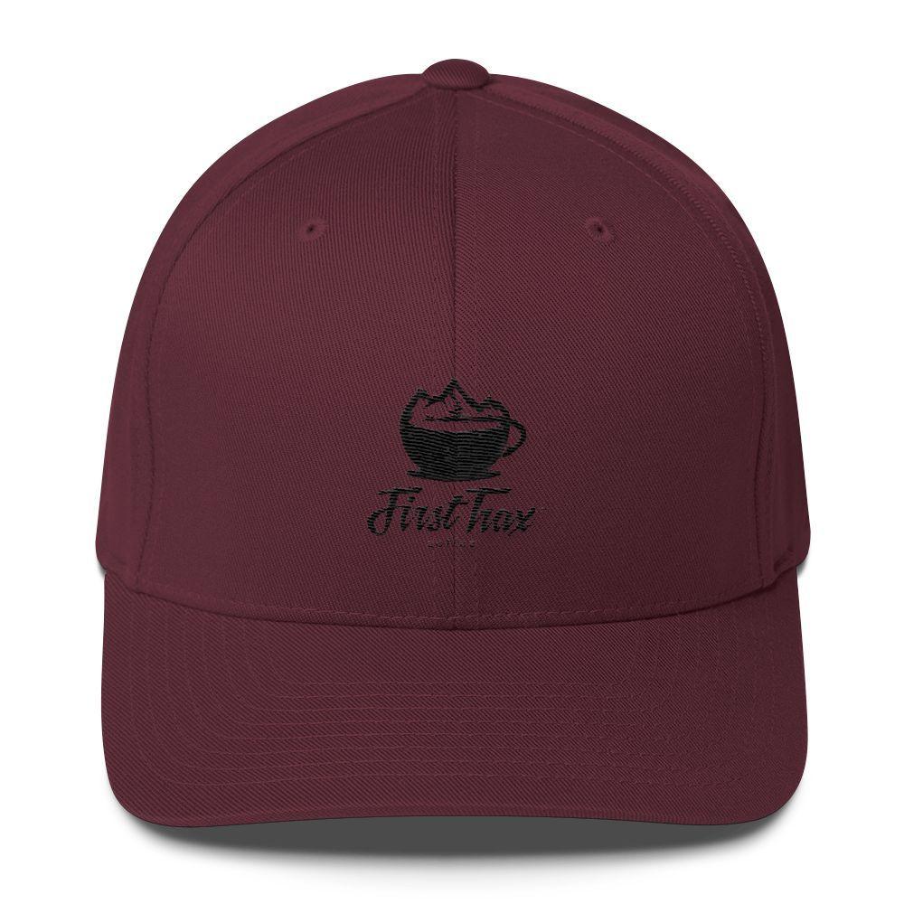 First Trax Coffee Flex Fit Hat Flex Fit Hats Baseball Hats Hats