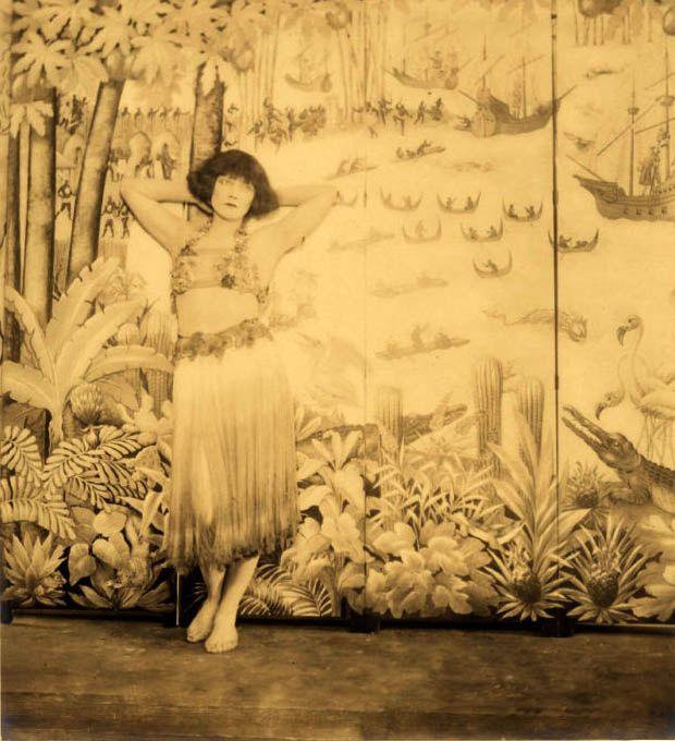Gilda Gray by Alfred Cheney Johnston