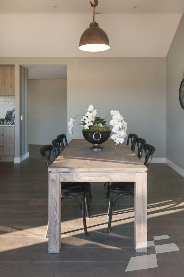 Graphite Oak Gudsell Homes Gray Oak Floor Show Home Home