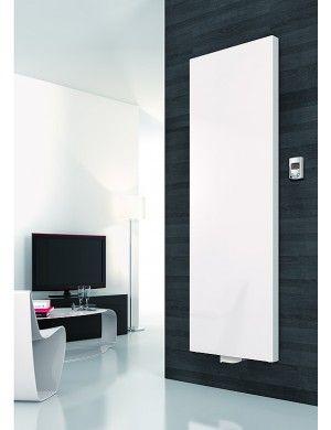 radiateur vertical lvi langila 1500w fluide caloporteur. Black Bedroom Furniture Sets. Home Design Ideas