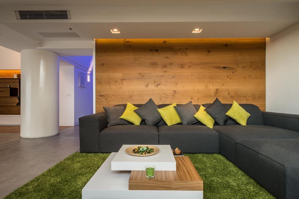 Arredamento Attico ~ Idee arredamento casa interior design living rooms and room