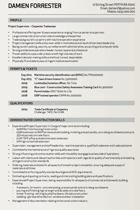 Image Result For Resume Sample Format Objective