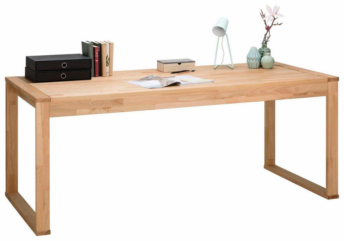 Schreibtisch Simone 180 X 80 Cm Schreibtisch Massivholz