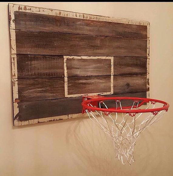 Well-liked Vintage made basketball backboard | Basketball backboard, Pallets  IR33