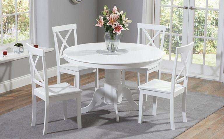 Painted Dining Room Set Table Sets Great Furniture Tables