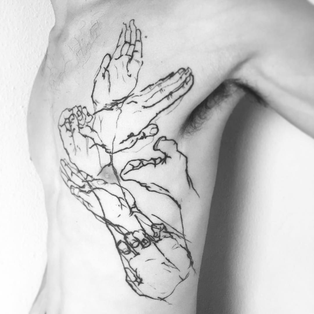 Park Art|My WordPress Blog_How To Get Rid Of A Stick And Poke In One Day