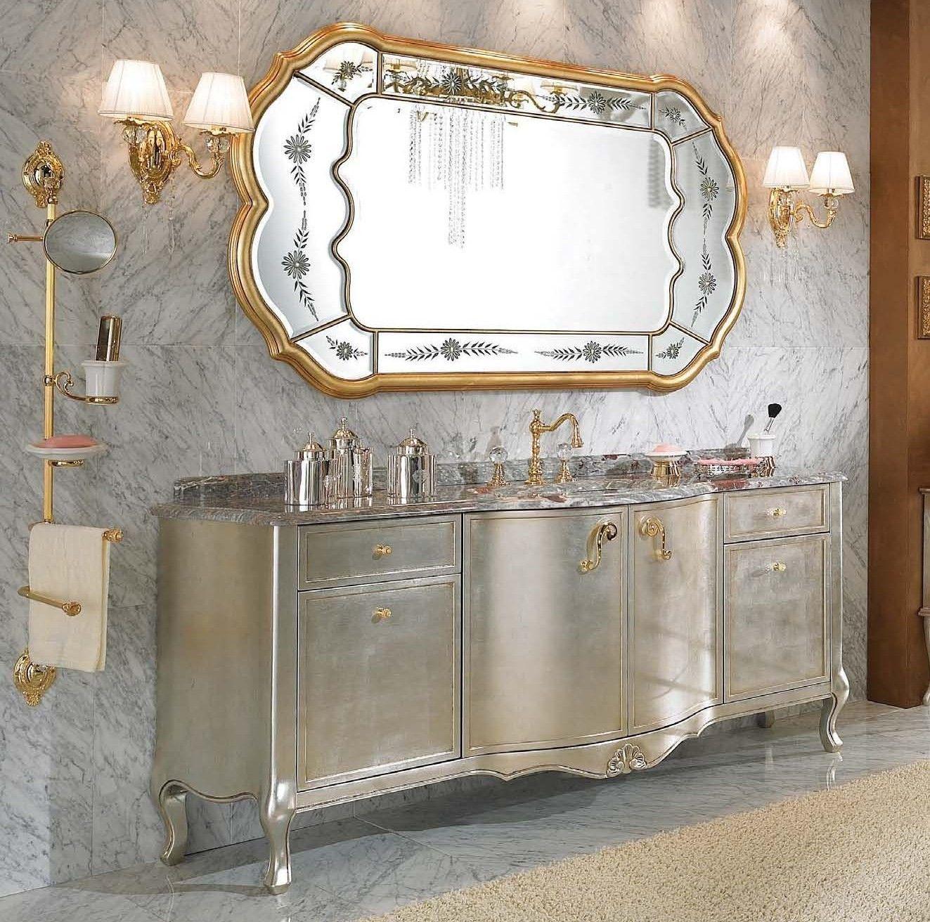 Мебель для ванных комнат Lineatre: Gold