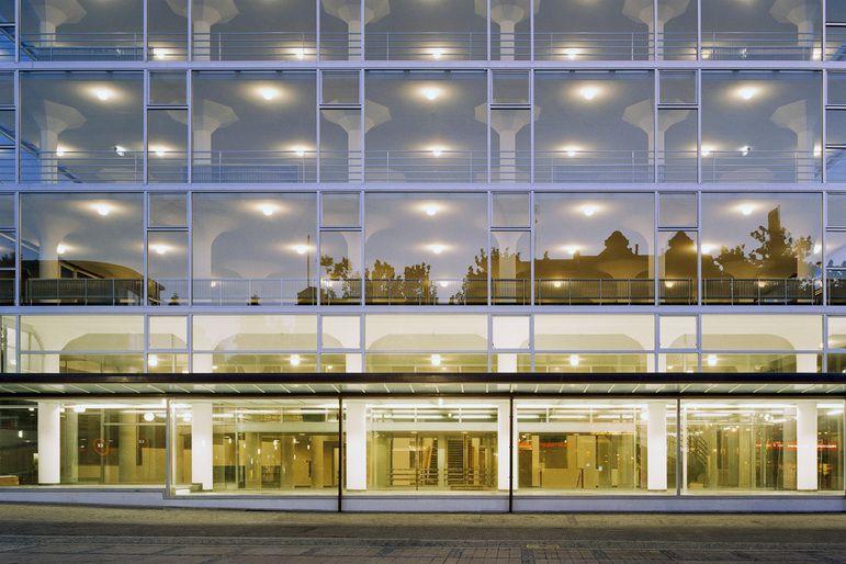 Glaspaleis (Renovation) | 1935 | Heerlen, the Netherlands | Fritz Peutz / (R) Wiel Arets Architects