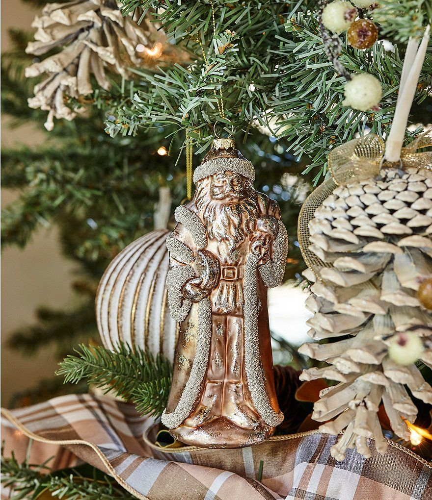 Southern Living Grand Noel Collection Champagne Santa ...
