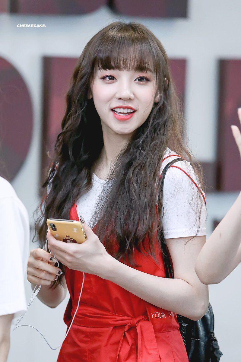 180822 C Cheesecake Kpop Girls Kpop Girl Groups Cute Fashion