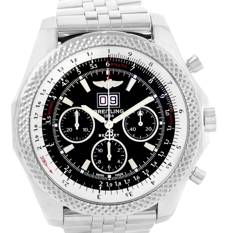 swisswatchexpo motors mens watches watch bentley breitling f chronometer chronograph