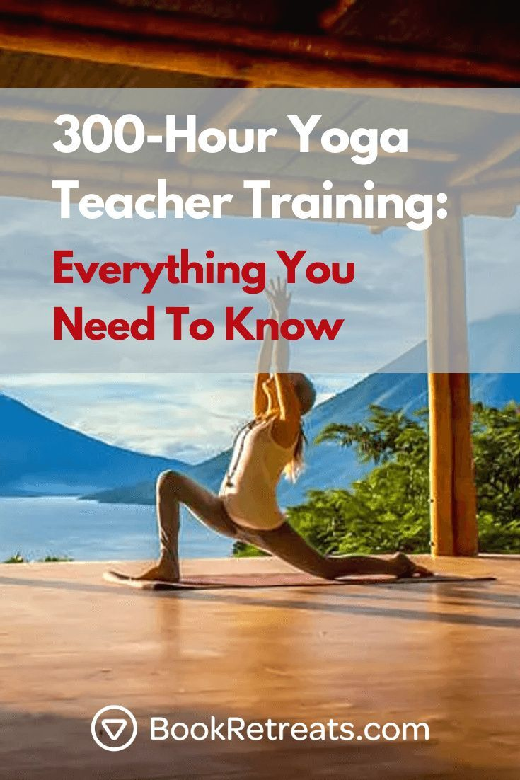 Got questions about 300-hour yoga teacher training? Everything you've ever wondered about advanced YTT's, we've got the answers to right here, right now :)