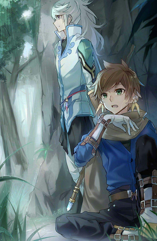Tales of Zestiria Sorey And Mikleo / anime Anime