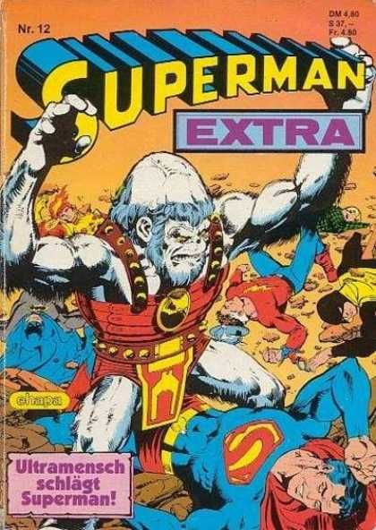 Superman Extra 12