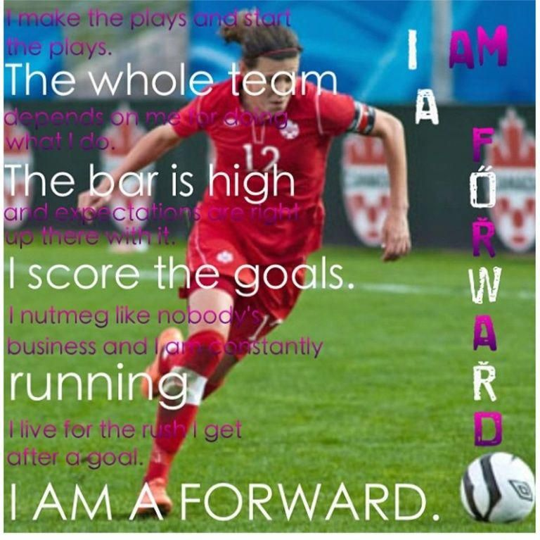 Tips And Tricks To Play A Great Game Of Football Soccer Motivation Soccer Forward Soccer Quotes