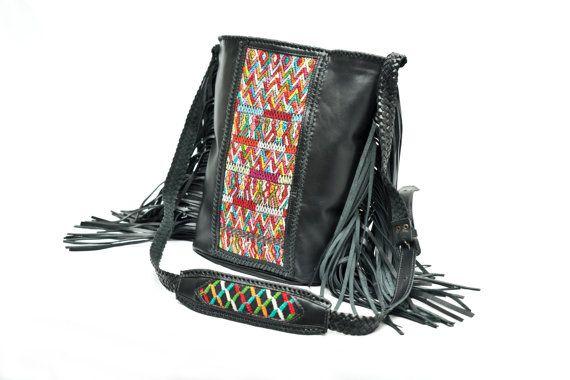 Black Jaguar Bag