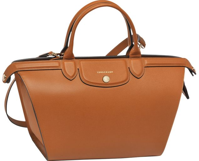Shop For Portable Longchamp LM Bags DarkOrange