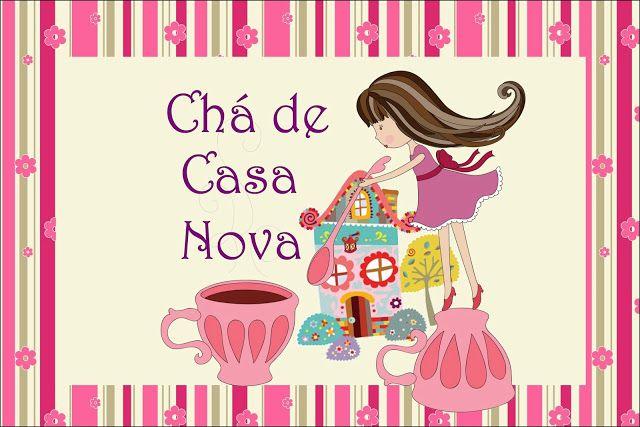 Chá De Casa Nova Kit Completo Chá De Casa Nova Em 2019 Wedding