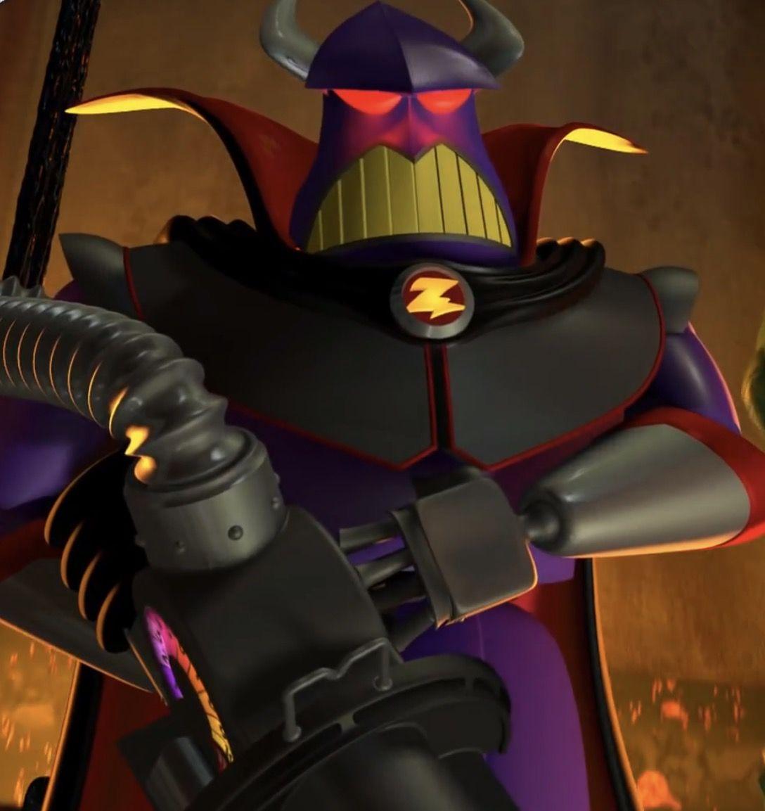 Evil Emperor Zurg Toy Story 2 Evil Emperor Zurg