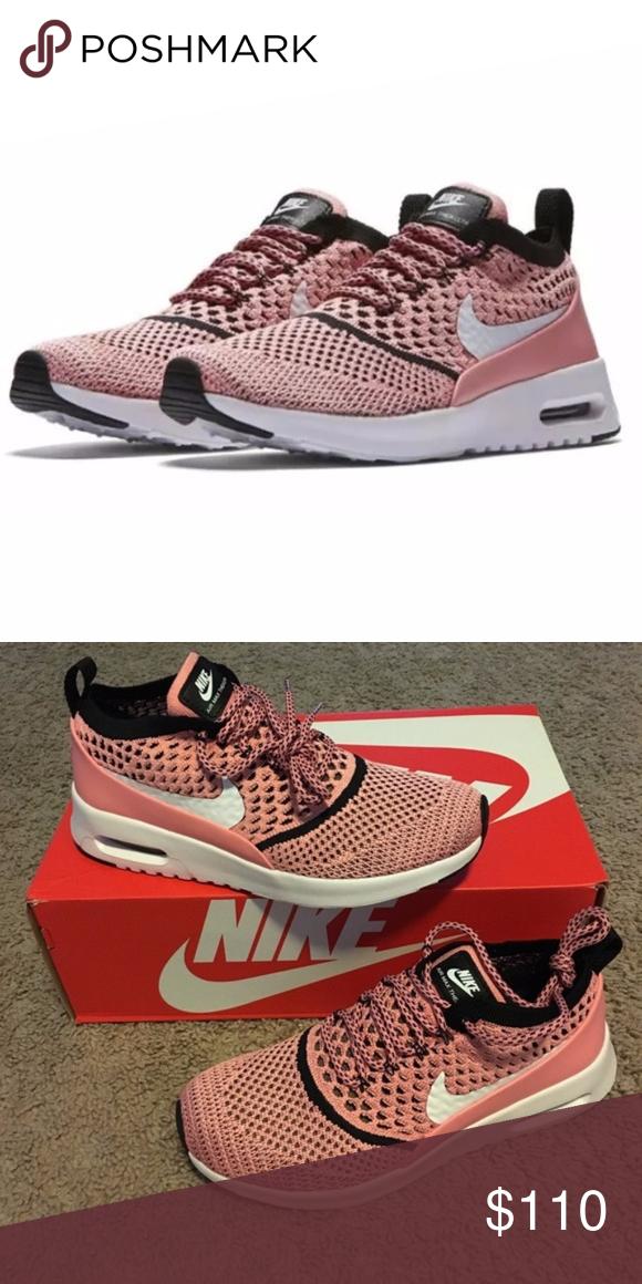 le nike air max nuovo thea ultra fk 8 nuove nike da donna rosa