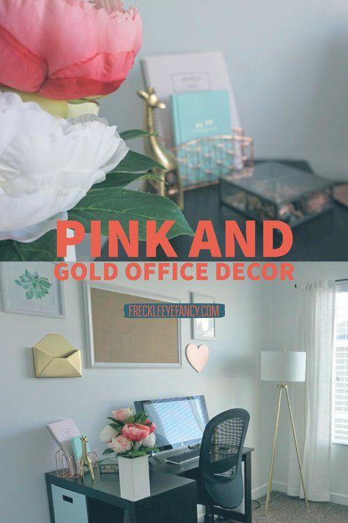 Home Decor / Office Decor / Pink / Gold / Blue / Rose Gold / Giraffes
