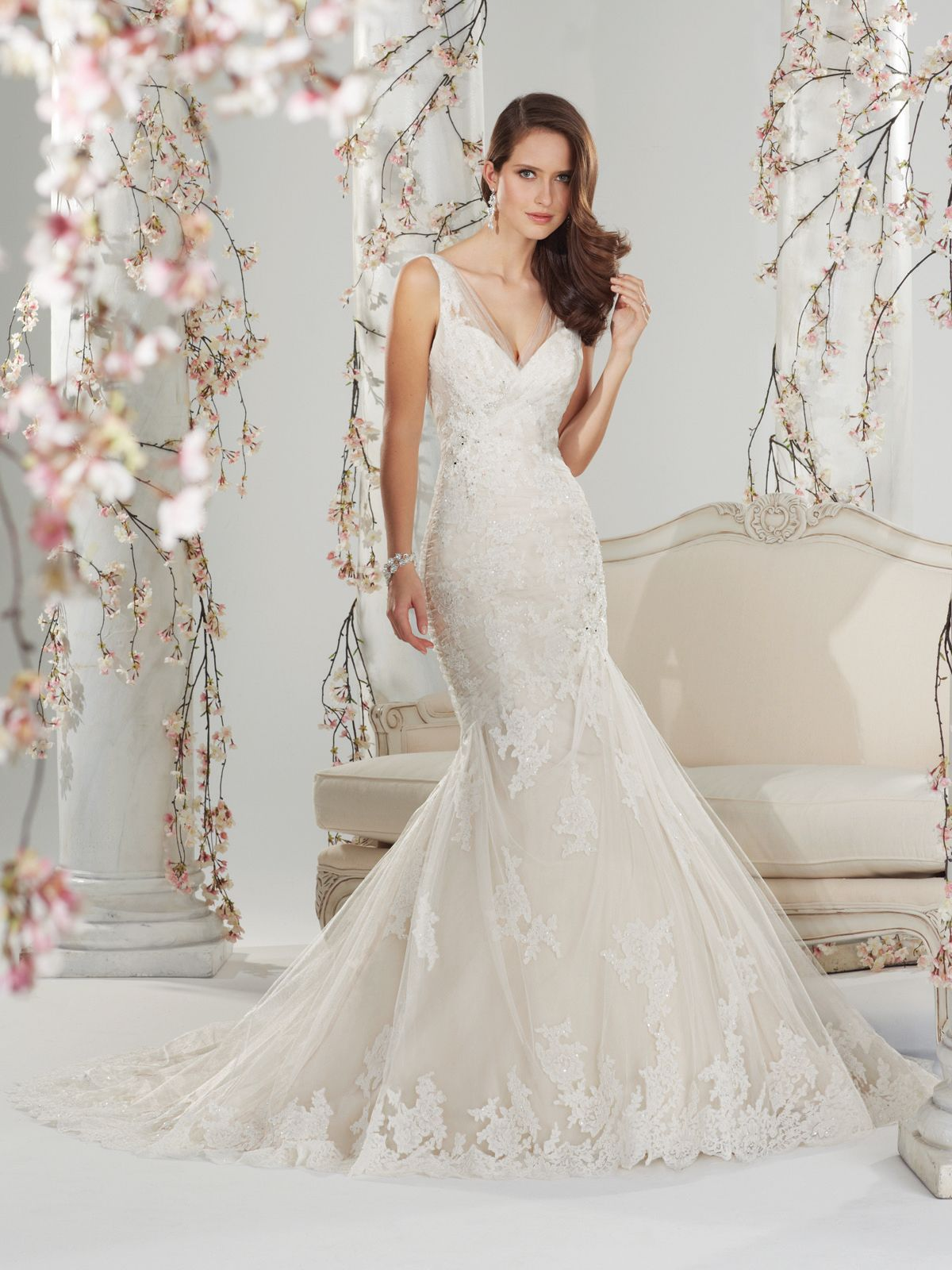 The Best Wedding Dress Designers Part 10 | Pinterest | Mermaid ...