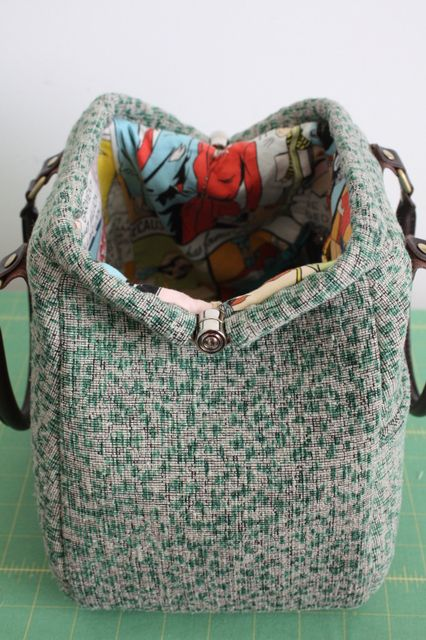 Pin By Dee Cizmadia On Handmade Bag Bag Patterns To Sew Carpet Bag Companion Carpet Bag