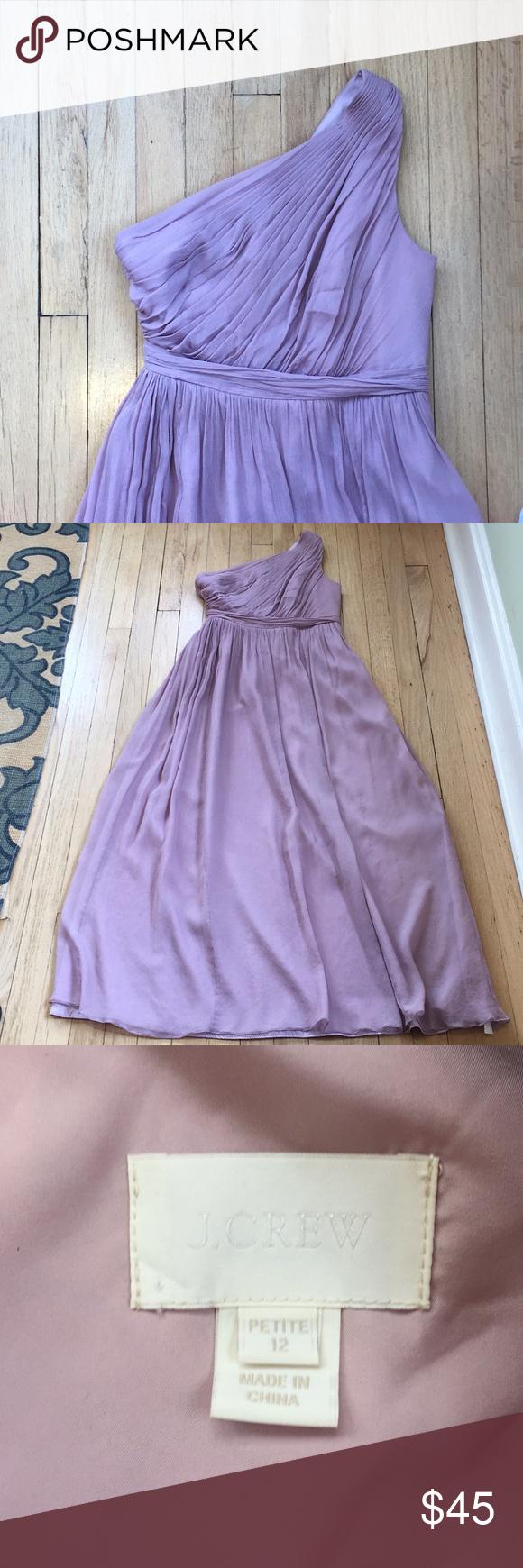 Jcrew silk petite kylie bridesmaid dress in my posh picks
