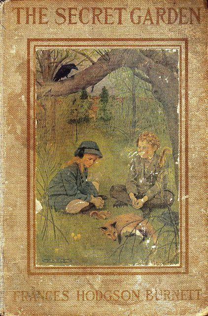 The Secret Garden by Frances Hodgson 1911 in 2020