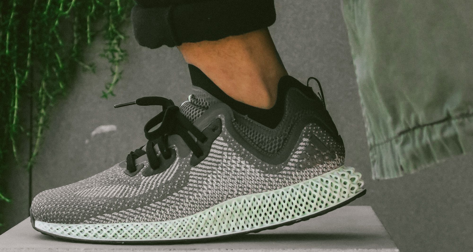 bd9ea881e Exclusive    Blending Streetwear   Performance with the adidas AlphaEDGE 4D  LTD