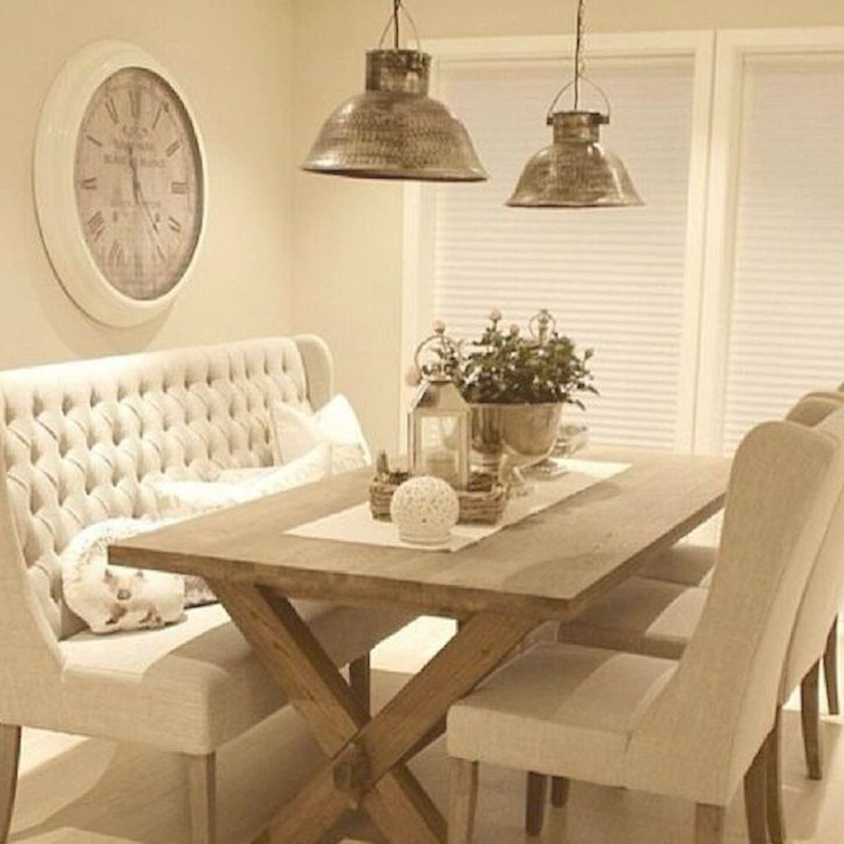 55 Stunning Diy Projects Furniture Tables Dining Rooms Design Ideas In 2020 Dining Room Small Dining Room Design Dining Room Table Decor
