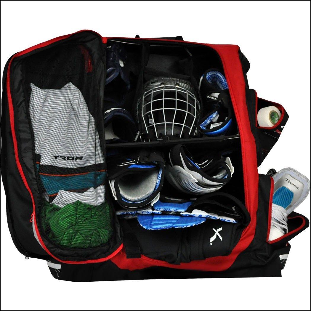Youth Hockey Bag With Wheels