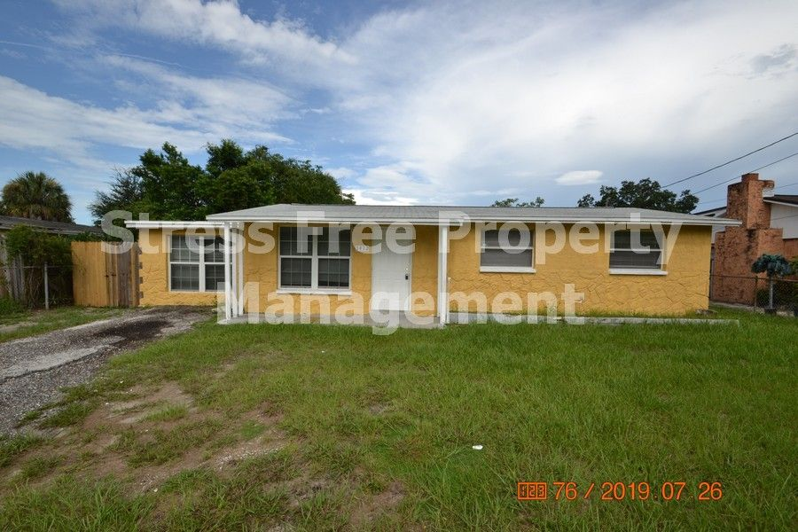 3 Bed/1 Bath Home in Tampa with 1051 sqft. of living space