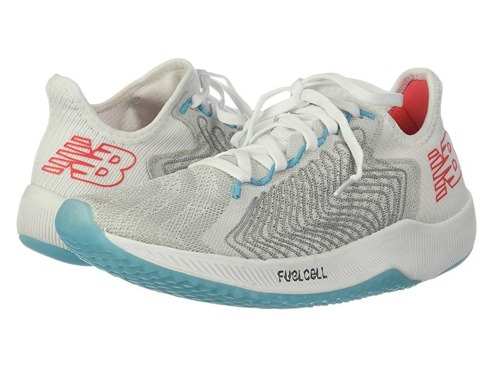 New Balance FuelCell Rebel Women's Shoes White/Mul