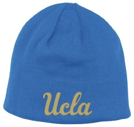 3fc0d2dfd8908 Amazon.com  NCAA UCLA Bruins Reversible Knit Hat