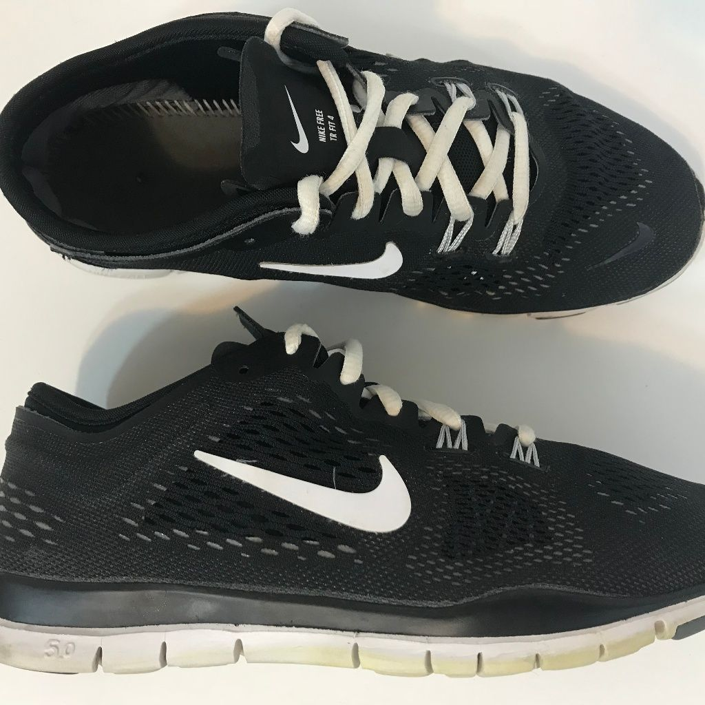 best website be35e 7360d Nike Shoes | Nike Free Tr Fit 4 Womens Running Shoes Size ...
