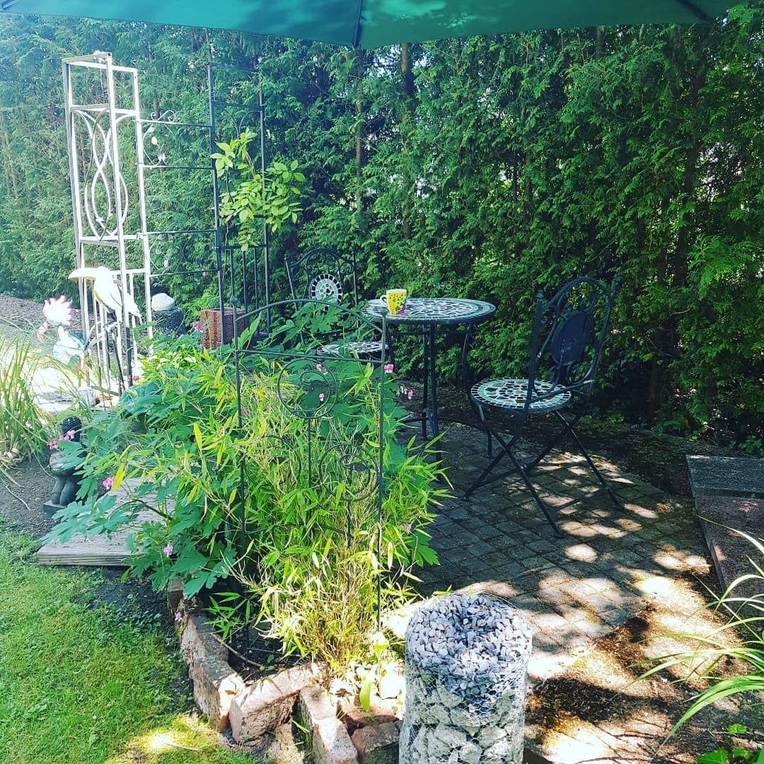 Lieblingssommerplatz Garten Entspannung Energie Stricken Strickenanleitung Strickenentspannt In 2020 Plants Make It Yourself How To Make