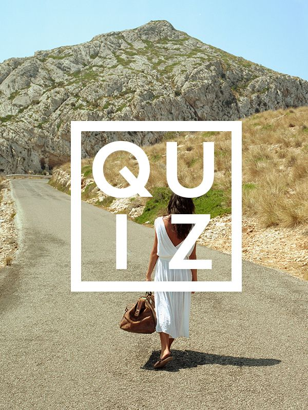 Quiz: What's Your Travel Persona? | california girl ...