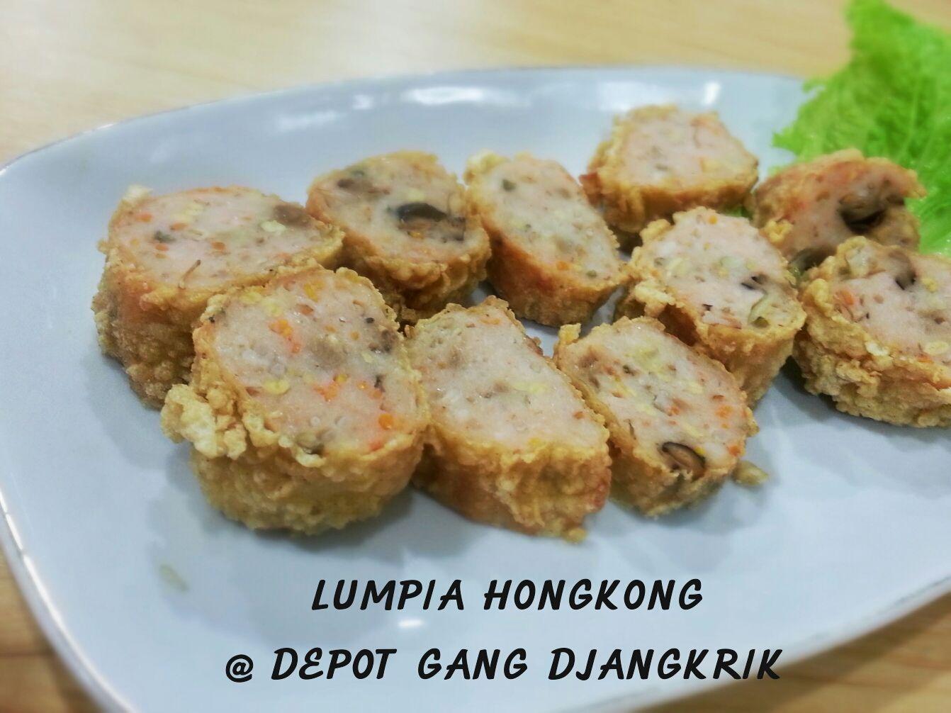 Lumpia Hongkong Chinese Food Depot Gang Jangkrik Jalan Teuku Umar Denpasar Bali 78 Lumpia Bali